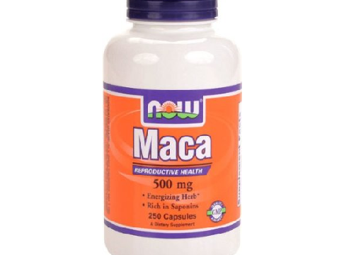 Maca – Now Foods Review