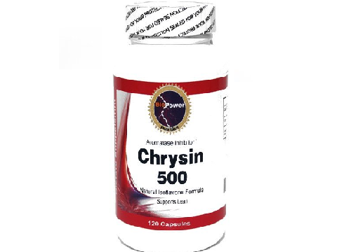 Chrysin 500 – Biopower Nutrition Review