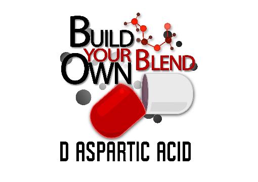 D Aspartic Acid Bulk Powder – BuildYourOwnBlendSupplements Review