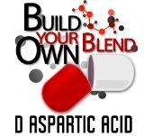 D Aspartic Acid Bulk Powder - BYOBS
