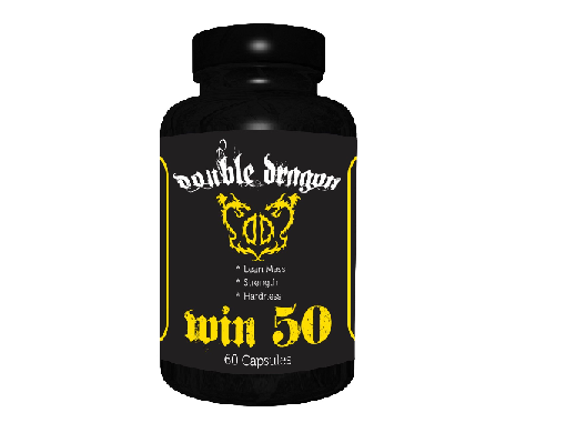 Win 50 by Double Dragon Pharmaceuticals