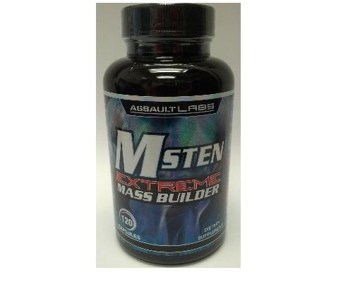 Msten Extreme Mass Builder by Assault Labs