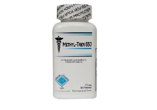 Methyl-Tren 550 – Genetech Pharma Labs Review