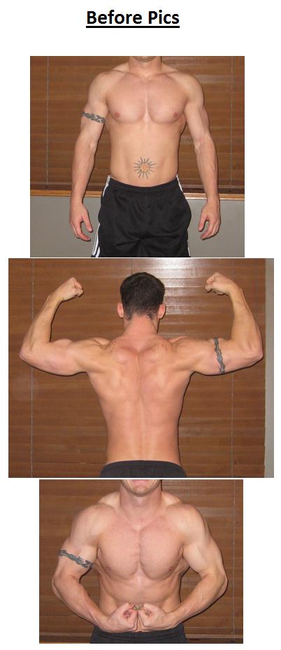 Before Pics, H-Drol Cycle of Csabatka1