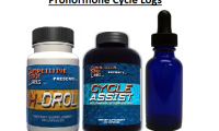 Prohormone Cycle Logs