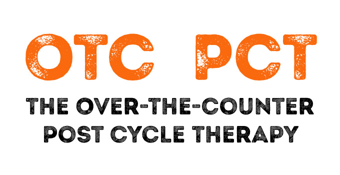 The OTC PCT / Over the counter Post cycle therapy