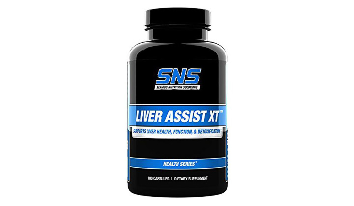 Liver Assist XT – Serious Nutrition Solutions (SNS) Review