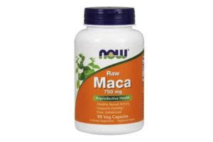 Maca – Now Foods Review