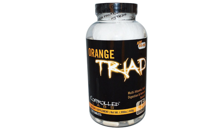 Orange Triad – Controlled Labs Review