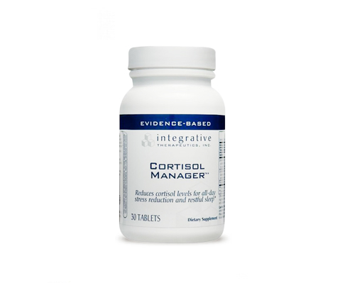 Cortisol Manager – Integrative Therapeutics Review