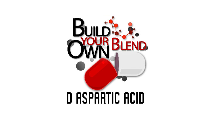 D Aspartic Acid Bulk Powder – BuildYourOwnBlendSupplements Review