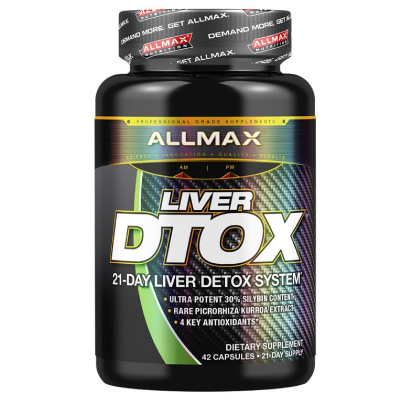 Liver D-Tox - Allmax Nutrition