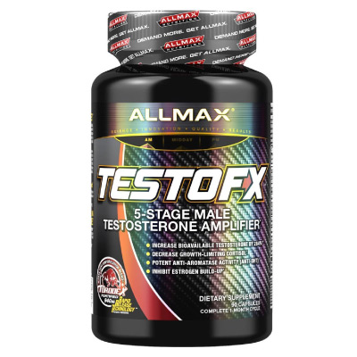 TestoFX Loaded - Allmax Nutrition