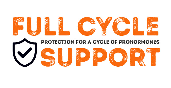 The Full Cycle Support Supplements