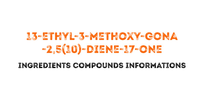 13-ethyl-3-methoxy-gona-2,5(10)-diene-17-one