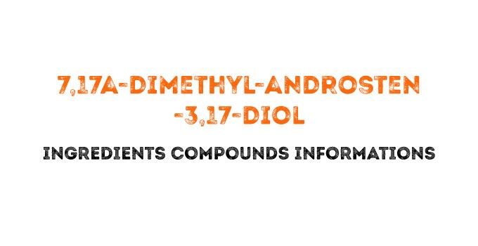 7,17a-dimethyl-androsten-3,17-diol