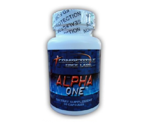 Alpha One – Competitive Edge Labs Review
