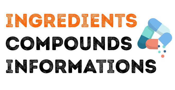 Compounds and Ingredients of bodybuilding supplements