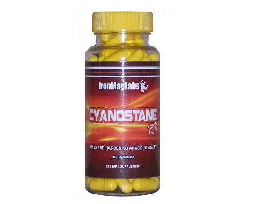 Cyanostane Rx – Iron Mag Labs Review