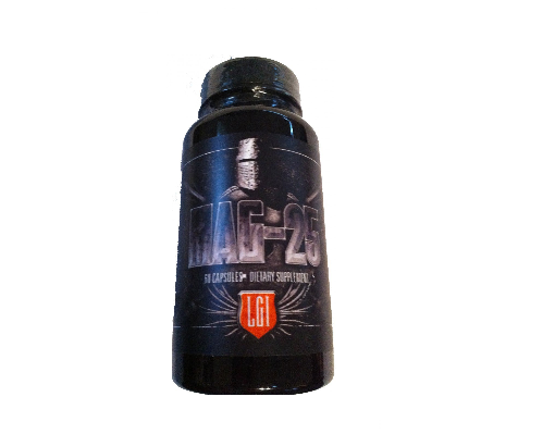 Mag-25 – LGI Supplements Review