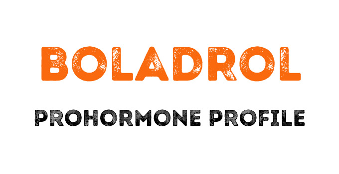The Boladrol Prohormone Profile