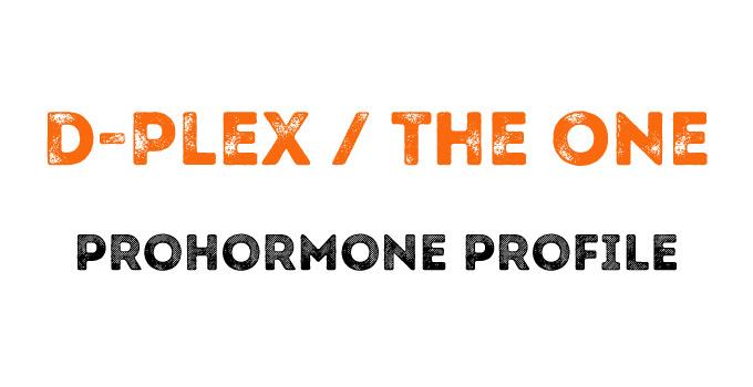 The D-Plex & The One Prohormone Profile