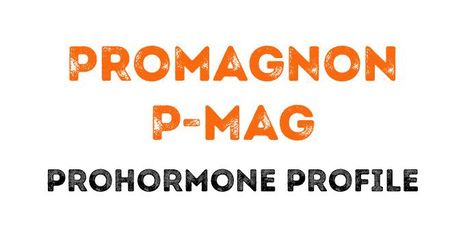 The Promagnon / P-Mag Prohormone Profile