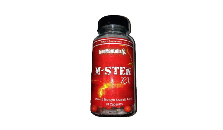 M-Sten RX – Iron Mag Labs Review