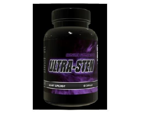 Ultra-Sten – IronFlex Supplements Review