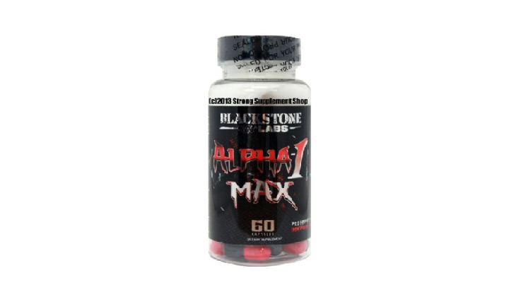 Alpha-1 MAX – BlackStone Labs Review