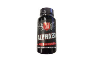 Alpha 20 – LGI Supplements Review