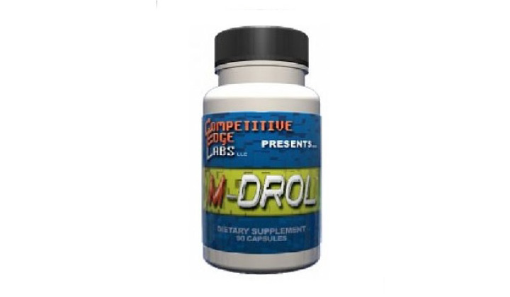 M-Drol – Competitive Edge Labs Review