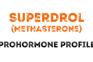 The Superdrol (Methasterone) Prohormone Profile