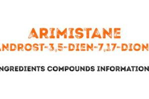 Arimistane (Androst-3,5-dien-7,17-dione)