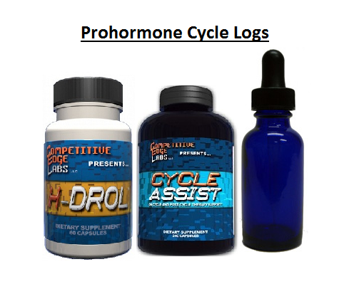 List of Prohormones Cycle Logs
