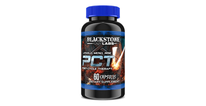 PCT V 60 Caps – Blackstone Labs