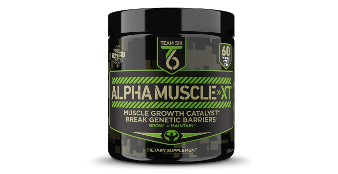 Alpha Muscle-XT – Team SIX (T6) Testosterone Booster Review