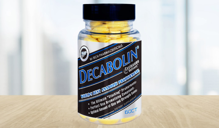 Decabolin (19-Nor Andro) by Hi-Tech – Will you be Stronger?
