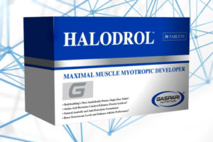 Halodrol – Gaspari Nutrition (The Renaissance of the Legend)