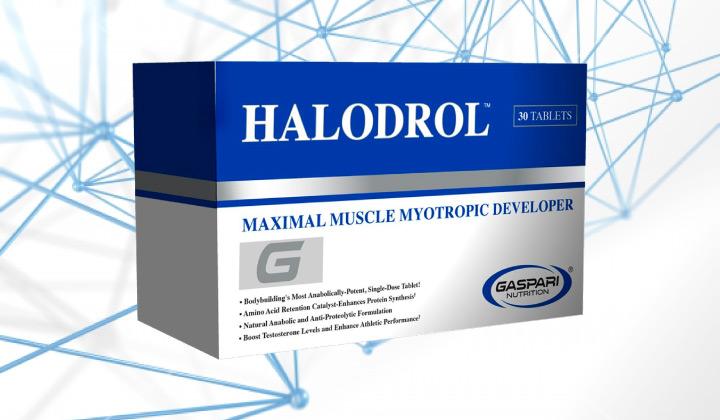 Halodrol – Gaspari Nutrition (The Renaissance of the Legend)