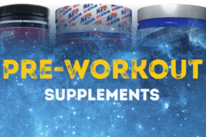 Pre-Workout Supplements (Maximize Your Performance)