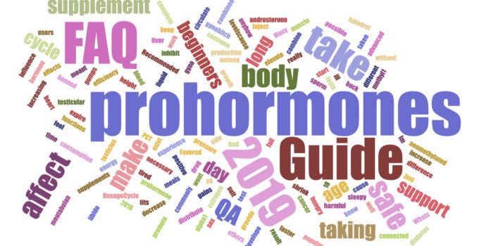 Prohormone Mega Guide : It's Time to Answer All the Questions!