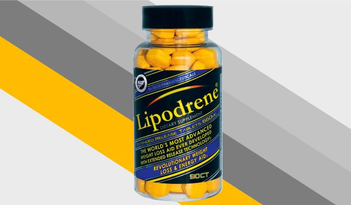 Lipodrene by Hi-Tech Pharmaceuticals – Without Ephedra & DMAA
