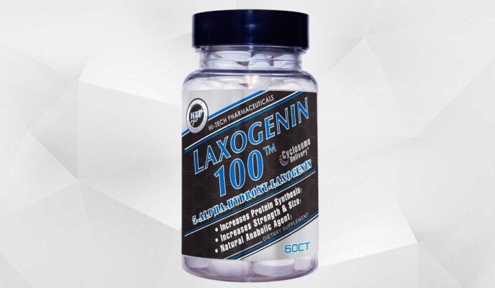 Laxogenin by Hi-Tech Pharmaceuticals – Cortisol Level Suppression
