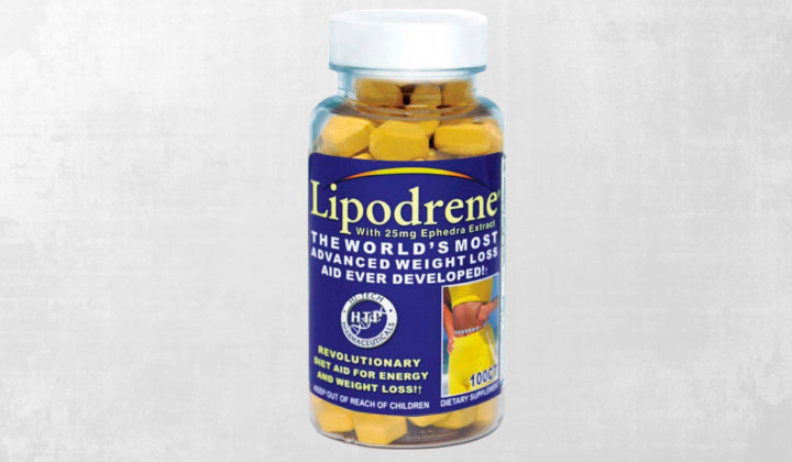 Lipodrene by Hi-Tech Pharmaceuticals – Contains Ephedra