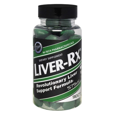Liver-Rx - Hi-Tech Pharmaceuticals