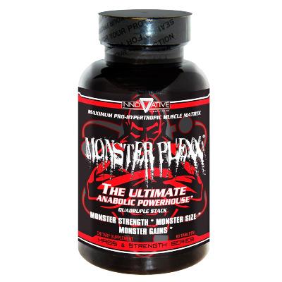 Monster Plexx - Innovative Labs