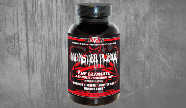 Monster Plexx by Innovative Labs – Powerful Prohormones and Plant Extracts