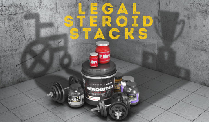 The Top 3 Legal Steroid Stacks of 2020