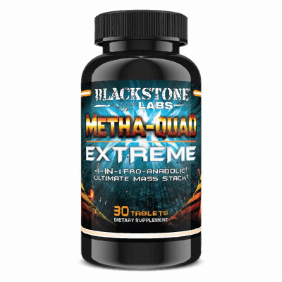 Metha-Quad Extreme - Blackstone Labs